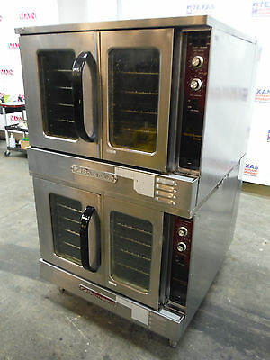 Southbend GB/25SC Gas Double Stack Full Size Convection Oven