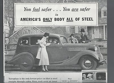 Terraplane America's only body of steel  585 dollars Mag ad