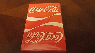 Coca Cola Playing Cards SEALED