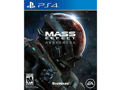 Mass Effect Andromeda PS4/xBox One