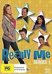 Really Me : Series 1 (DVD, 2012, 3-Disc Set) new sealed