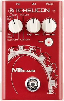 TC Helicon Mic Mechanic Vocal FX Pedal