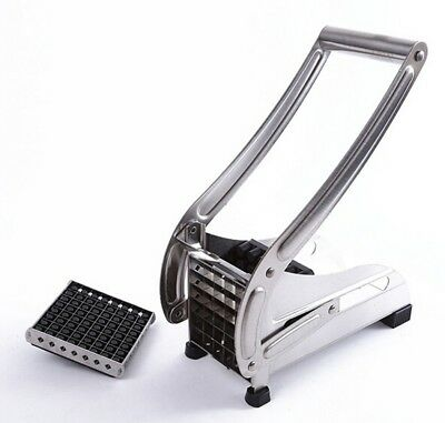 Stainless Steel 201 Potato Chipper Wedge French Fries Slicer Chip Cutter Chopper