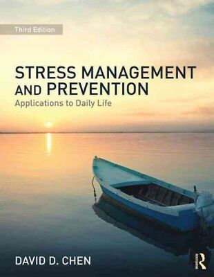 Stress Management and Prevention Applications to Daily Life 9781138906280