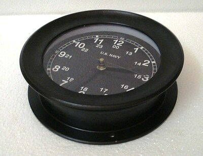 U.S. Navy Marine WALL Clock - BLACK - 100% SATISFACTION