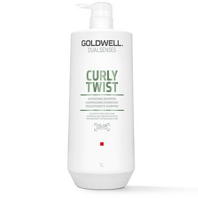 (17,99€/L) Goldwell Dualsenses Curly Twist Hydrating Shampoo 1L