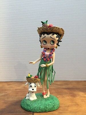 danbury mint betty boop figurine