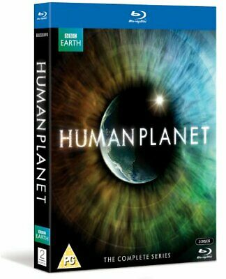 Human Planet [Blu-ray] [Region Free] - DVD  BEVG The Cheap Fast Free Post