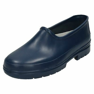 Mens Spot On Garden Shoes