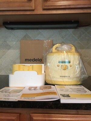 Medela Symphony 2.0 Hospital Grade Breastpump Used 1373 Hours With Warranty