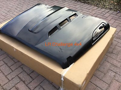 JEEP Wrangler Avenger Bonnet 2007-2017 Angry Styling Great Looking