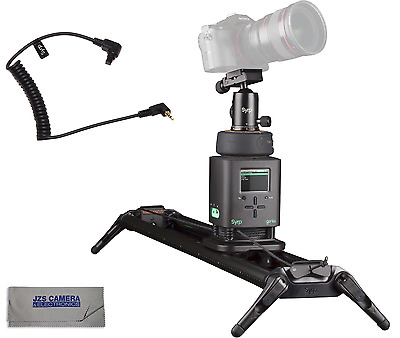 Syrp Genie Pan Track Kit with Two Syrp 3C Link Cables and Microfiber Cloth