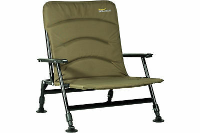 Wychwood - Solace Low Chair - Carp & Coarse Angling Lightwieght Fold up Chair