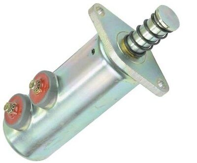 New 24 Volt Fuel Shut Off Solenoid For Caterpillar 3208 Eng Replaces 6N9987