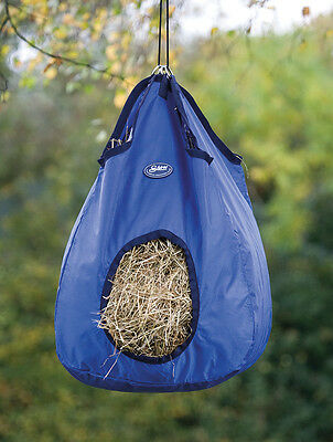 NEW Shires Horse Pony Hay Bag Feeder Net Haynet - Reduce Wastage - FREE P&P