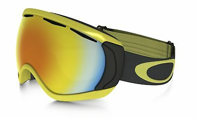 Oakley Canopy Citrus Iron / Fire Iridium