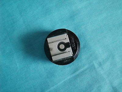 Nikon AS-1 Flash Coupler Hot Shoe Adapter for F2, F2A, F2AS etc. -- used