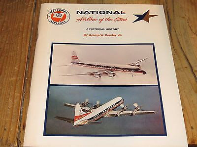 National Airlines Airline of the Stars George W. Cearley, Jr. SIGNED & NEW!