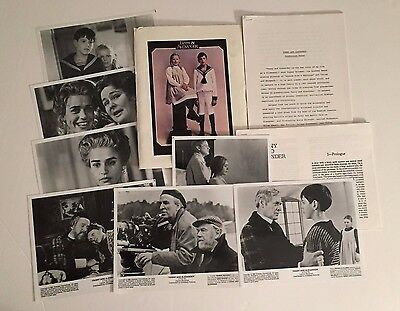 Fanny & Alexander - Press Kit - 11 photos!! Ingmar Bergman!!