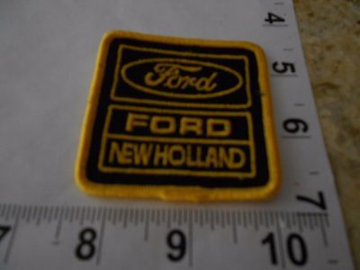 Ford New Holland Tractor Patch