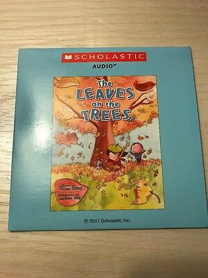 Scholastic Audio Book CD: The Leaves On The Trees By Thom Wiley