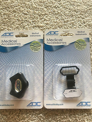 NWT LOT OF 2 stethoscope medical id tags
