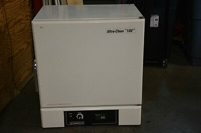 """Grieve MCF-250 Ultra-Clean """"100"""" Oven"""