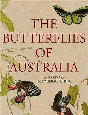 NEW The Butterflies of Australia By Albert Orr Paperback Free Shipping