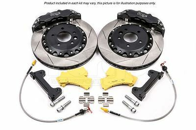 FMSBKTTMK1 FORGE FIT Leon 1.8T BRAKE KIT 330 x 32mm DISCS 6 POT CALIPERS
