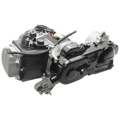 Complete Engine 10Zoll Qingqi Leopard Off Limit 2007-2009 706912 Si Xfp 50Ccm 4T