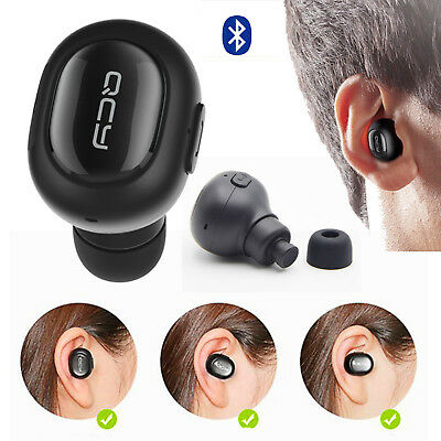 Mini Bluetooth Earphone Stereo Headphone Wireless Headset For Apple iPhone 7 6S
