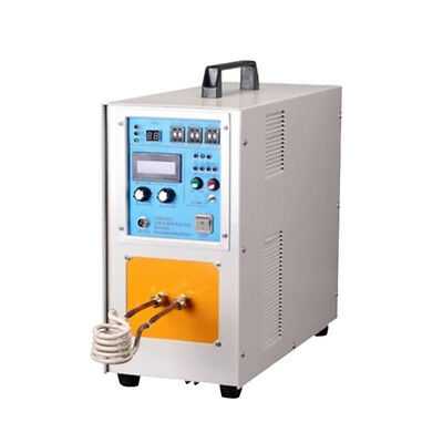 Automatic Control Induction Heating Machine With Infrared Temperature Detector