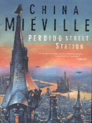 Perdido Street Station by China Miéville (Paperback)