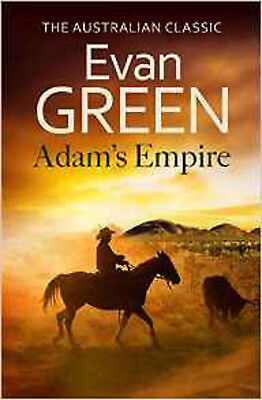 Adam's Empire, New, Green, Evan Book