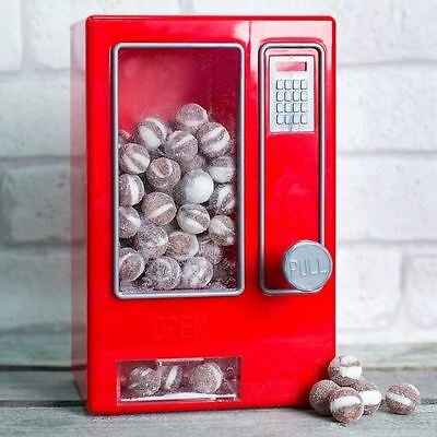 Retro Style Vend-O-Matic Vending Machine with Cola Ball Sweets - Gift Boxed