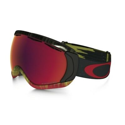 Oakley Canopy Wet Dry Firegreen/ Prizm torch