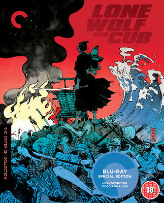 Lone Wolf and Cub - The Criterion Collection Blu-ray (2017) Watanabe Fumio