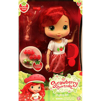Strawberry Shortcake 11'' Styling Doll w/ Accessories | THE BRIDGE DIRECT 12214