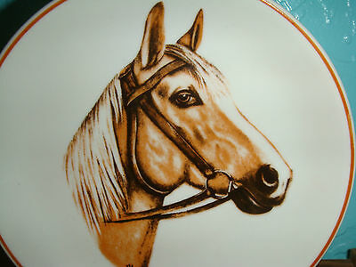 Horse Plate By Leart