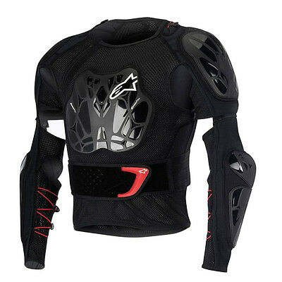 Alpinestars Racing Bionic Tech Motocross MX Off Road Protection Dirt Bike Jacket