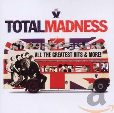 Madness - Total Madness - Madness CD VIVG The Cheap Fast Free Post The Cheap