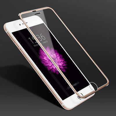 """New Premium Full Coverage Tempered Glass Screen Protector for Apple 4.7""""iPhone 6"""