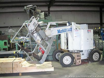 Mark Industries Electric Knuckle Boom Lift L-9341