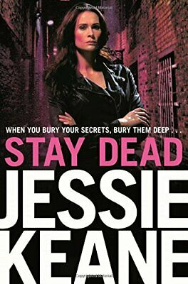 Stay Dead (Annie Carter) by Keane, Jessie Book The Cheap Fast Free Post