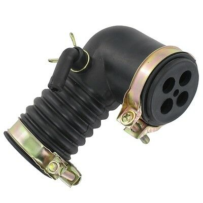 INTAKE HOSE SUCTION PIPE 3 7/8In Short Angle 139QMA/QMB XFP Scooter Shop