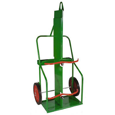 Sumner 782491 213-14SB-LE Cylinder Cart with Lifting Eye and Firewall