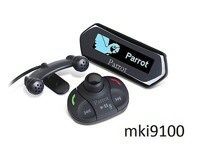 Kit manos libresvehículo BLUETOOTH PARROT MKI 9100 tts zone