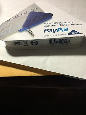 PayPal Mobile Card Reader Brand New