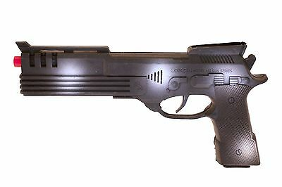 ROBOCOP Toy Gun Model Prop 1987 Movie Auto-9 OmniCorp Pistol Plastic Fancy Dress
