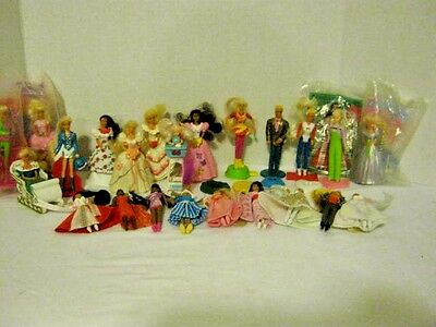 McDonald's Corp. Barbie Happy Meal Toys Lot of 24